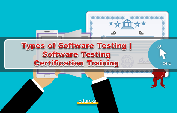 Types of Software Testing | Software Testing Certification Training